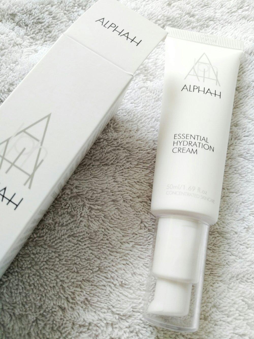 alpha H Essential Hydration Cream