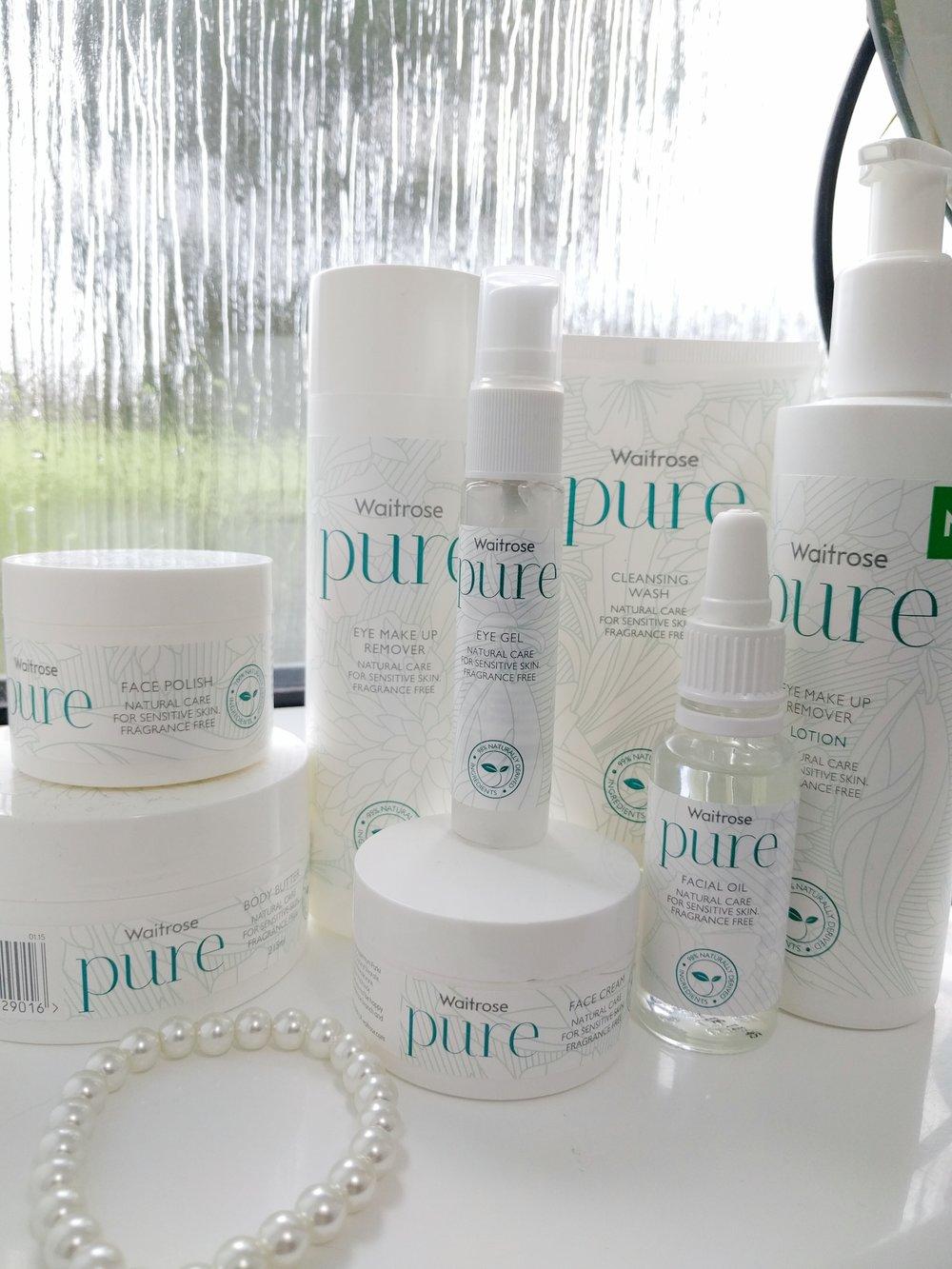 Waitrose Pure skincare image 1.jpg