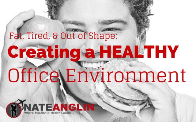 Creating A Healthy Office Environment