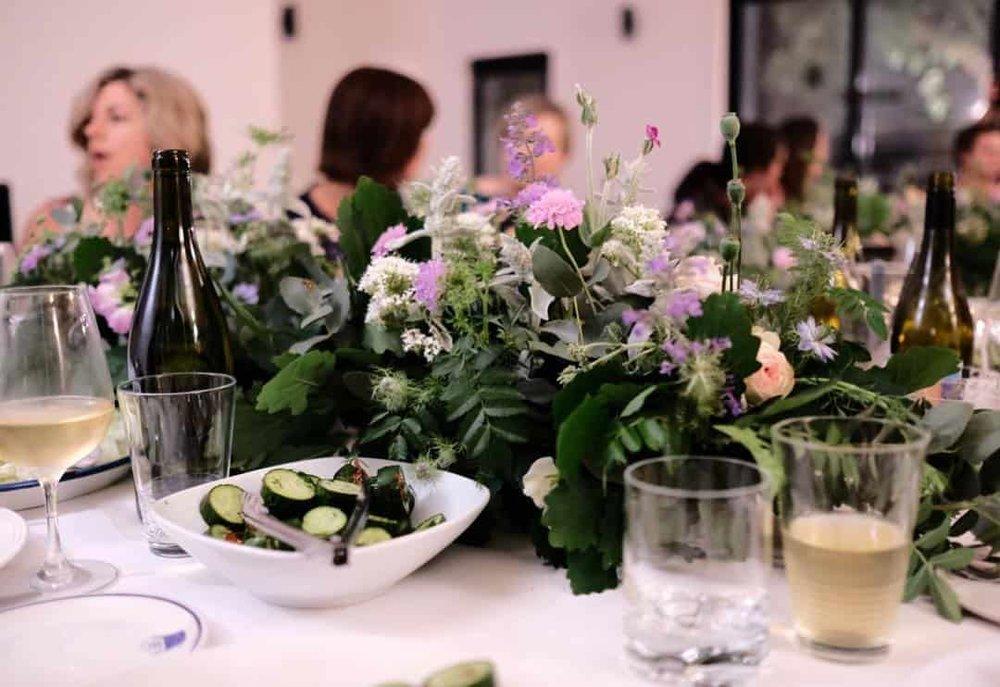 Queen of Stems. Castlemaine Florist. Event & Wedding Flowers