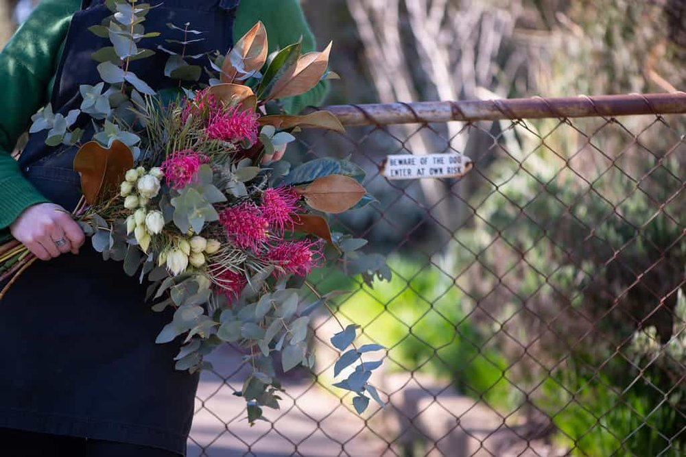 Queen of Stems. Castlemaine Florist. Wedding Flowers. Special Order Flowers