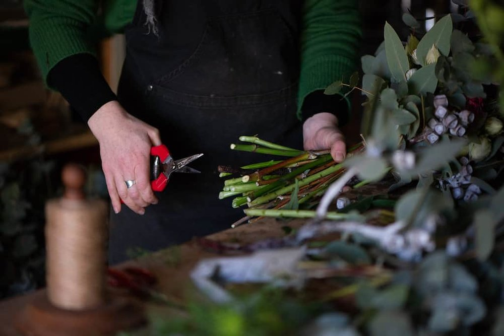 Queen of Stems. Castlemaine Florist. Wedding Flowers. Special Order Flowers.