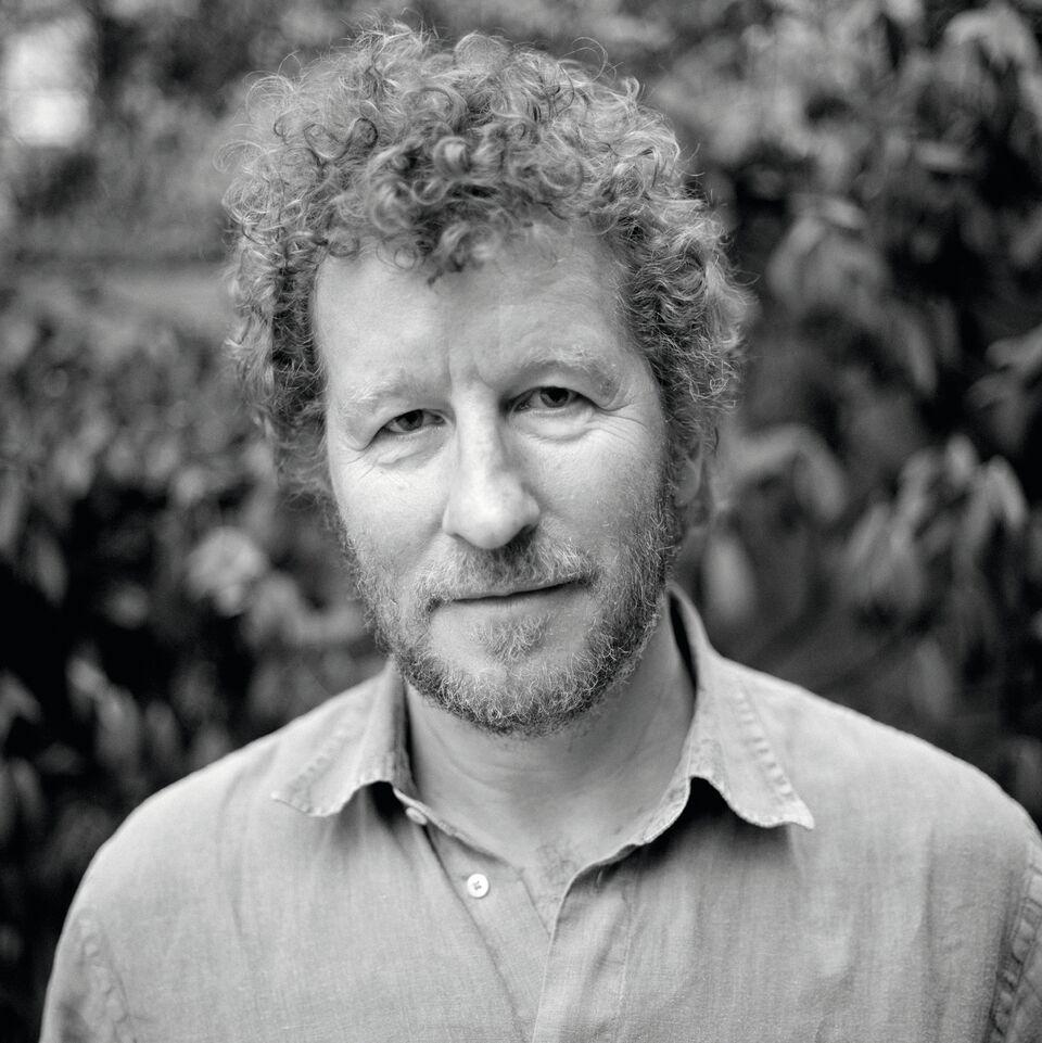 Sebastian Faulks, critically acclaimed author of Birdsong.
