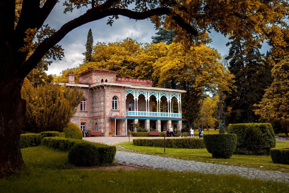 Chavchavadze Palace,Tsinandali Estate, Georgia.