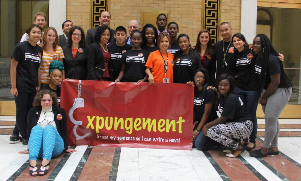Expungement - Getting Kids on the Right Track