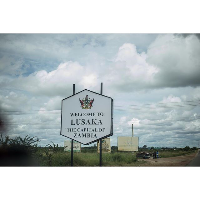 Lusaka, February 2017. This time last year the team were just settling into their tents at Lilayi. #gamerangersinternational #lusaka #zambia #welcome #tbp2017 #conservation #janusglobal #africa