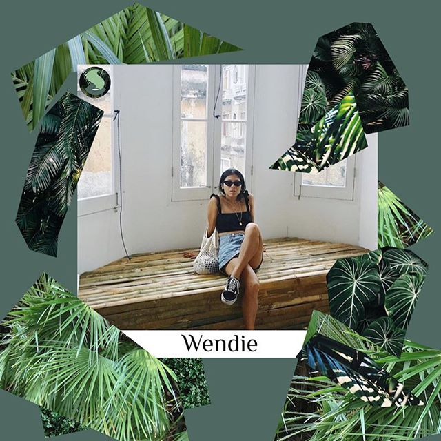 🌿 Meet this week's #maryjanemonday @wendiegrmz 🌿 - - - - WHAT DO YOU DO? I work in jewelry production and I'm the creative director @rovenyc  WHERE ARE YOU FROM? Bangkok, Thailand  WHY DO YOU SMOKE?  I have a hard time sleeping, so I usually do a couple puffs right before I log out.  DREAM WOMAN TO SMOKE WITH:  Chrissy Teigen, we'll eat mad food and talk shit.  HOW DO YOU LIKE TO ROLL UP:  I have this gold plated vape that always does the job.  #litwomenhighstories 🎨 by @laneyscotti