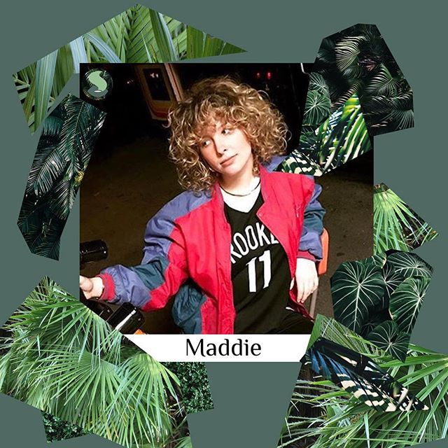 🌿Meet this week's #maryjanemonday @maddie_lmf 🌿 - - - - WHAT DO YOU DO?  Educator at a public high school in Brooklyn  WHERE ARE YOU FROM? Amherst, Massachusetts  WHY DO YOU SMOKE? To think thoughts that don't lead to a to-do list DREAM WOMAN TO SMOKE WITH: Zoe Kravitz. I've fantasized about smoking with her in Prospect Park pretty much since I moved to Brooklyn. I have it all planned out: Solange will be serenading us, as we lay together in the grass, feeding each other grapes and sipping on designer Kombucha.  HOW DO YOU LIKE TO ROLL UP: I'm a joint girl to my core.  #litwomenhighstories Art by: @laneyscotti
