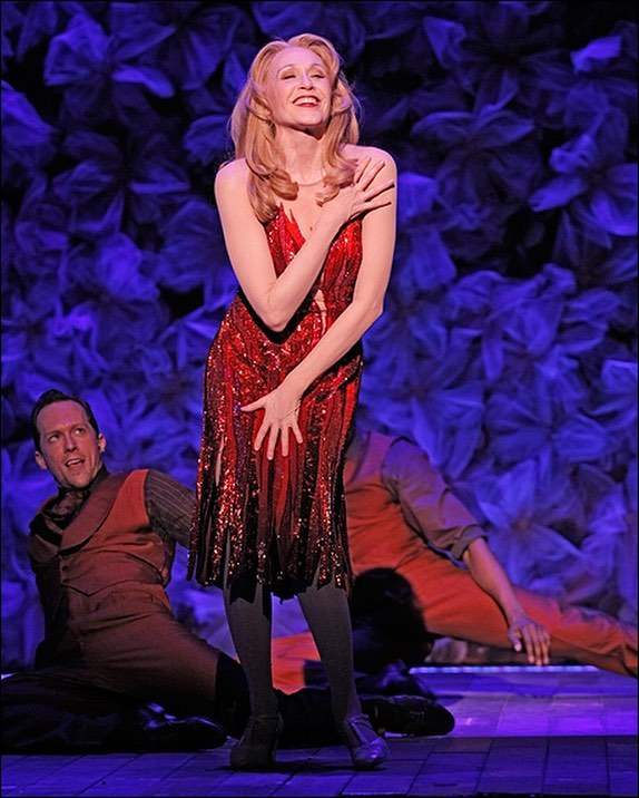 Heartbroken to hear about the passing of Jan Maxwell.  A true artist and that put her heart in everything she did. #JanMaxwell #broadwayhistory