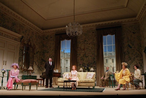 Who: #KateBurton #JohnDosset  #MichaelCumpsty #lynnredgrave What: #TheConstantWife When: June 16, 2005 #BroadwayHistory Where: @rtc_nyc