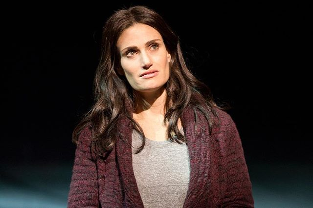 Happy Birthday to theatre goddess @idinamenzel! #BroadwayHistory