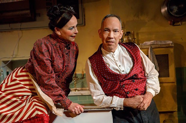 @sweeneytoddnyc set to close in 6 weeks! Get your pies....we mean tickets while they're hot!