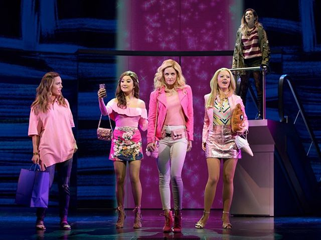 @meangirlsbway breaks more box office records!