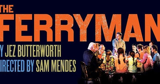 Get your tickets for @theferrymanbway starting today!