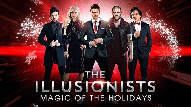 The Illusionist returns to Broadway!
