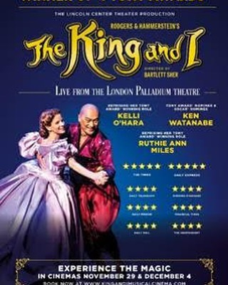 @kingandiwestend Announces global cinema release