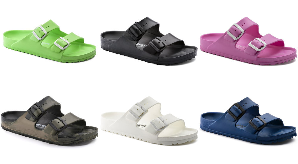 I suddenly want the Birkenstock Arizona EVA sandal — The Style Snark 4c7de328845