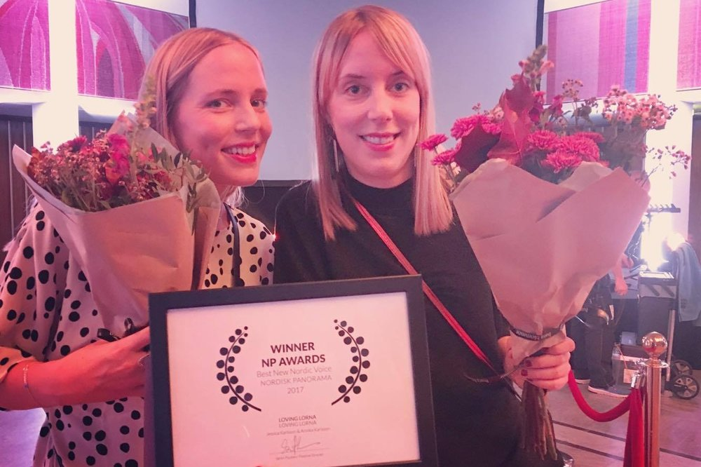 Winner at Nordisk Panorama - We are very happy that Loving Lorna won the prestigious prize