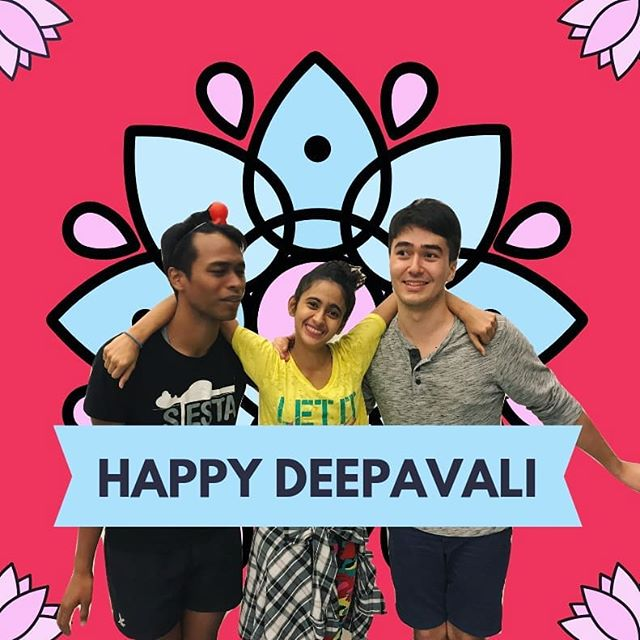 The Creatives Inspirit tribe wishes you a super #lit Deepavali! 😗