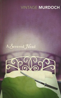A Severed Head by Iris Murdoch -