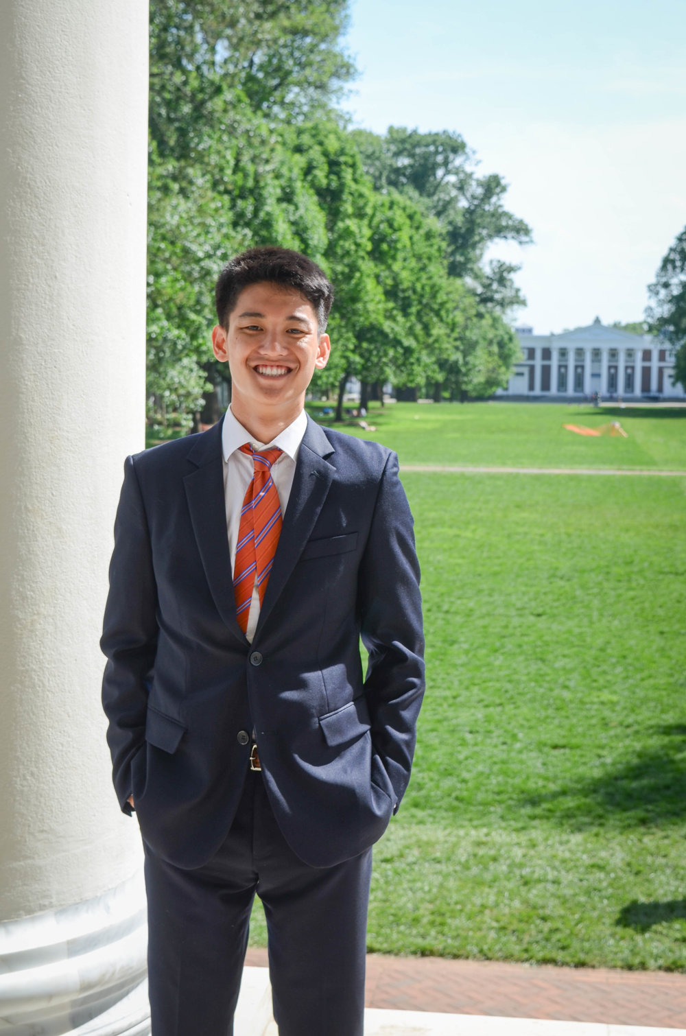 USG of Media & Design     Daniel Luo - Daniel Luo is a fourth year double majoring in Government (track: Political Theory) and English. This is his second year working as Media and Design for VAMUN, and he's very excited to continue the tradition. In his spare time Daniel enjoys working on his car and bike, watching educational videos on YouTube, and spending time with his friends.