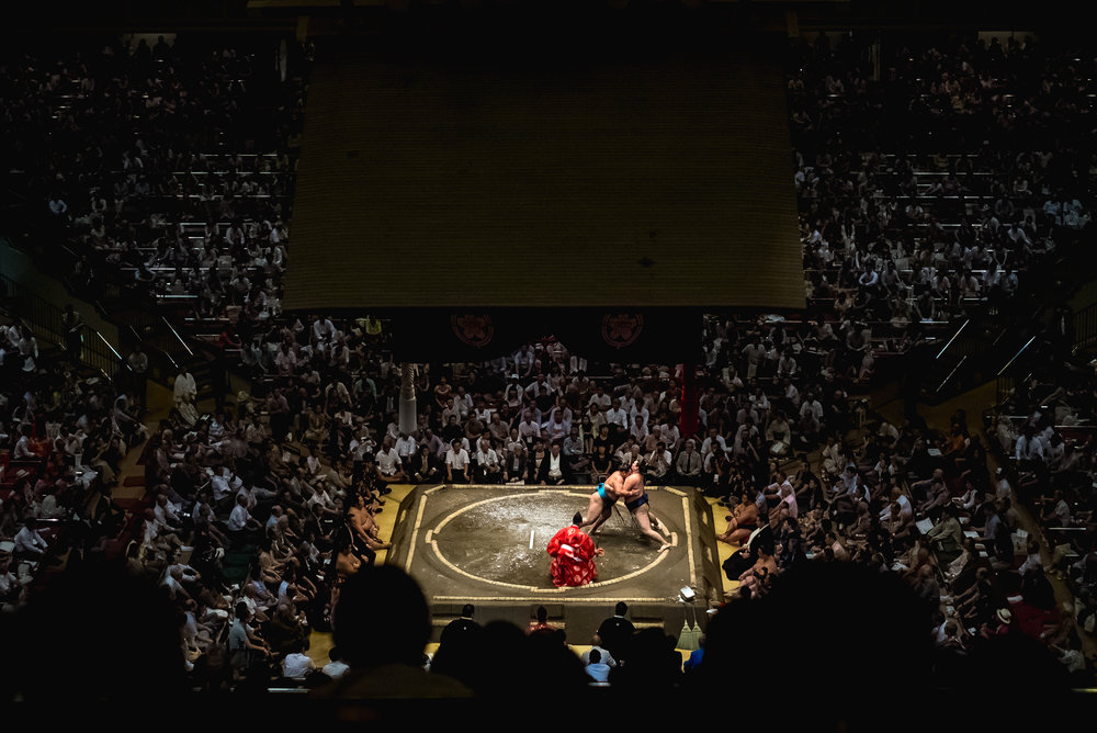 """""""Dohyo"""" 