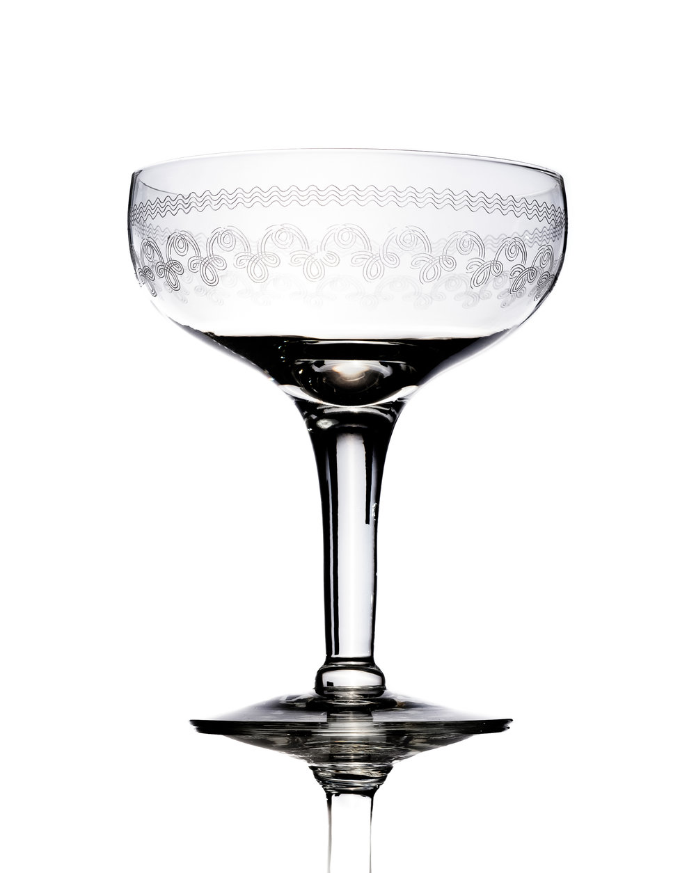 Glass Product Photography