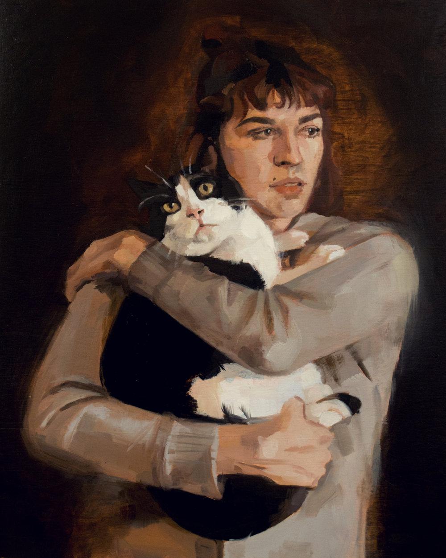 slef portrait as madonna and child.jpg