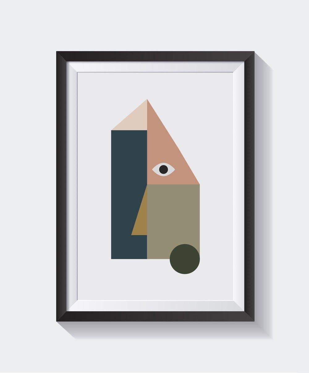 'She' framed.jpg