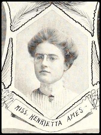 1901: Henrietta Ord Ames