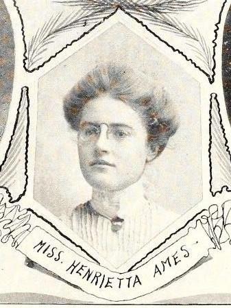 Henrietta Ord Ames 1901