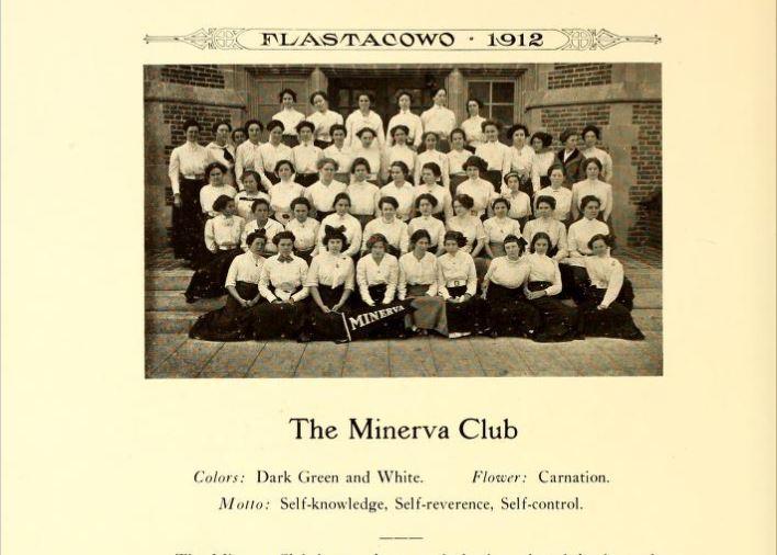 Minerva Club 1912