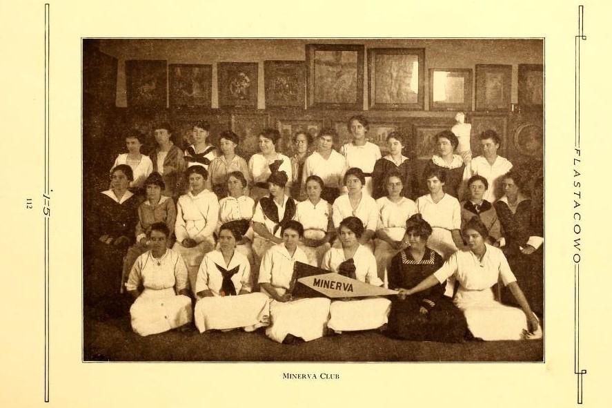 Minerva Club 1915