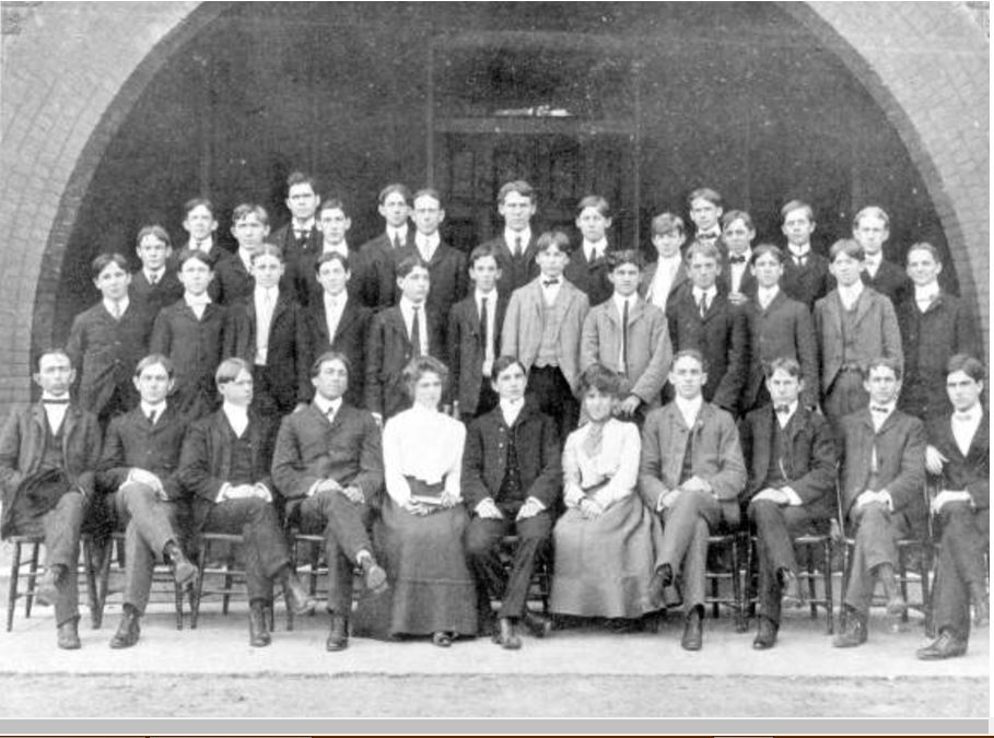 1903 Platonic Debating Society (Photo:  State Archives of Florida )