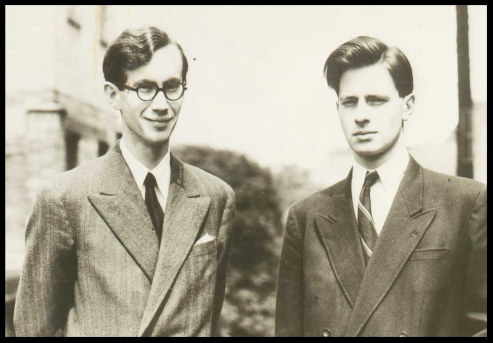 British Debaters Rees-Mogg & Taverne