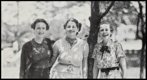 1936 - 1937 FSCW Debate Committee