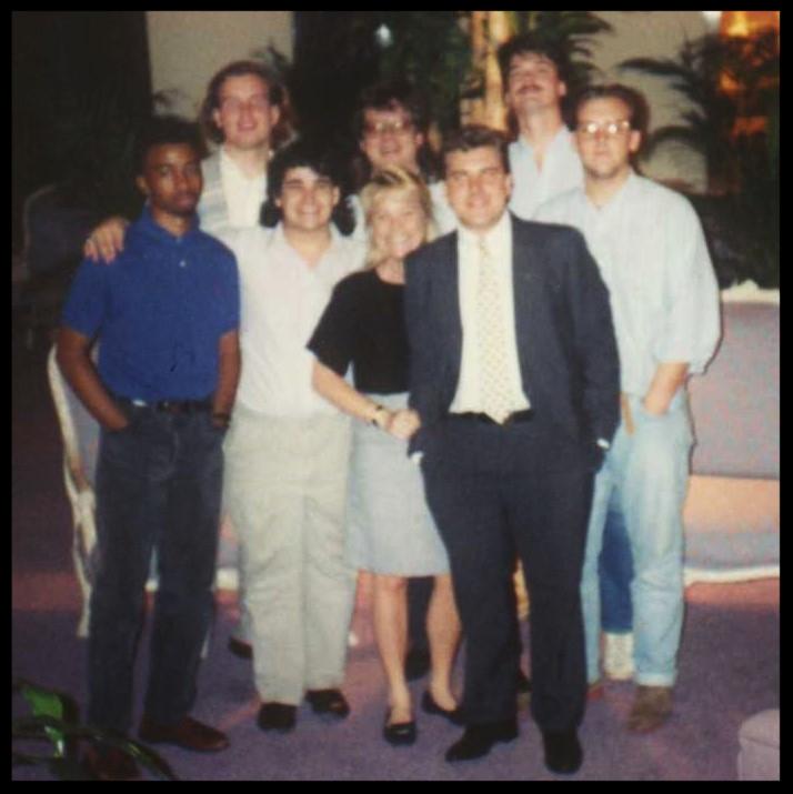 1989 Florida State Debate Team @ Emory Tournament