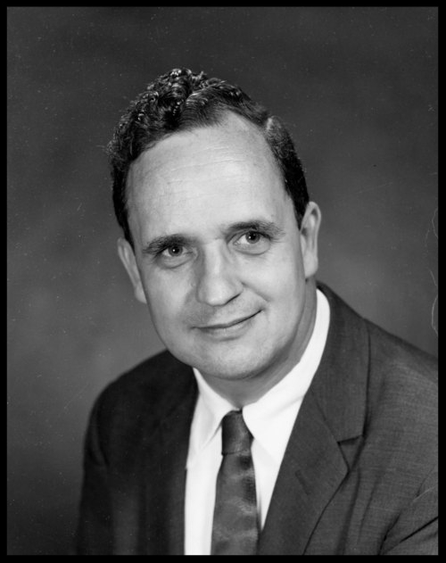Dr. Gregg Phifer - Florida State Debate Coach, 1949 - 1972