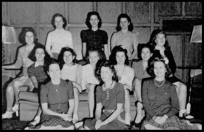 1941 - 1942 - Photo: Florida State University Libraries, 1942