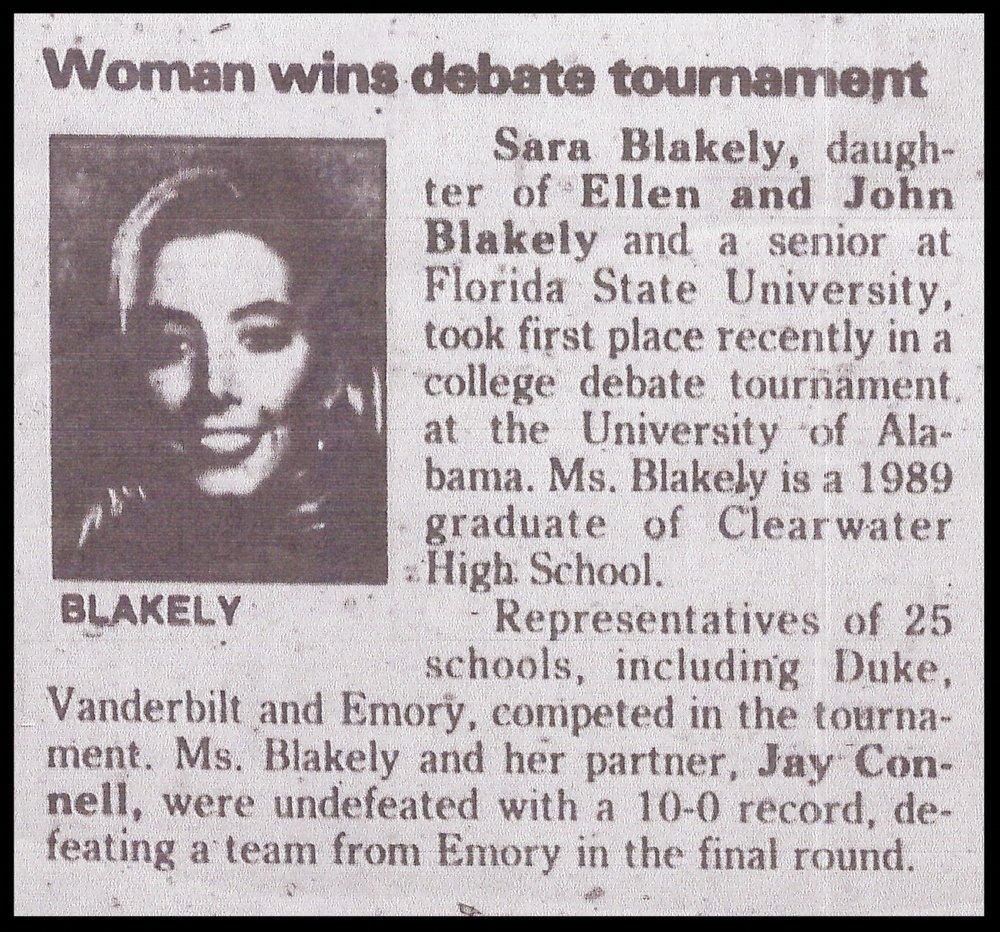 University of Alabama Tournament