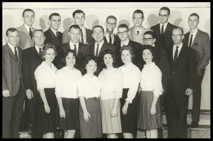 1962 - 1963 Florida State Debate Team