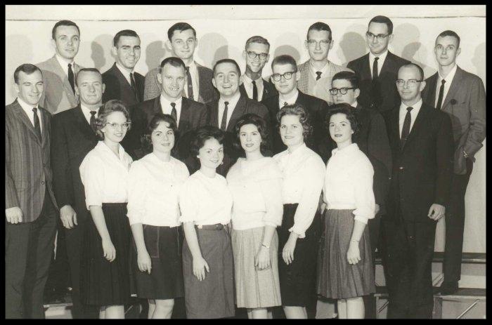 1962 - 1963 Florida State Debate Team