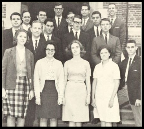1964 - 1965 Florida State Debate Team
