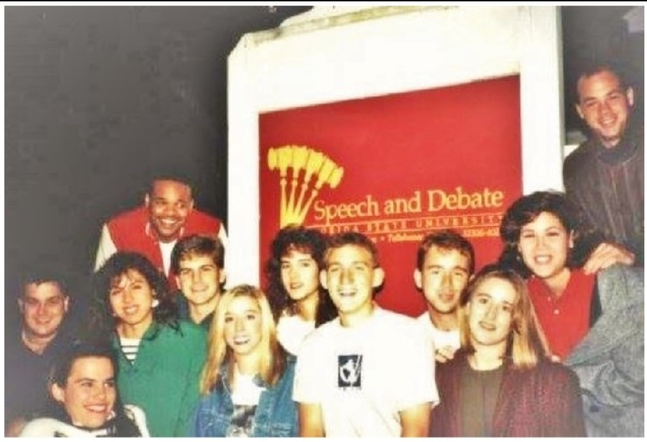 1994 Florida State Debate Team