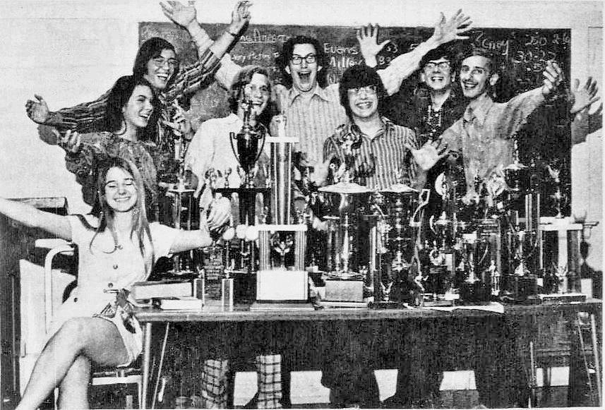 1972 Florida State Debate Team