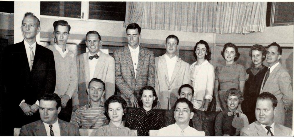 1957 Florida State Debate Team