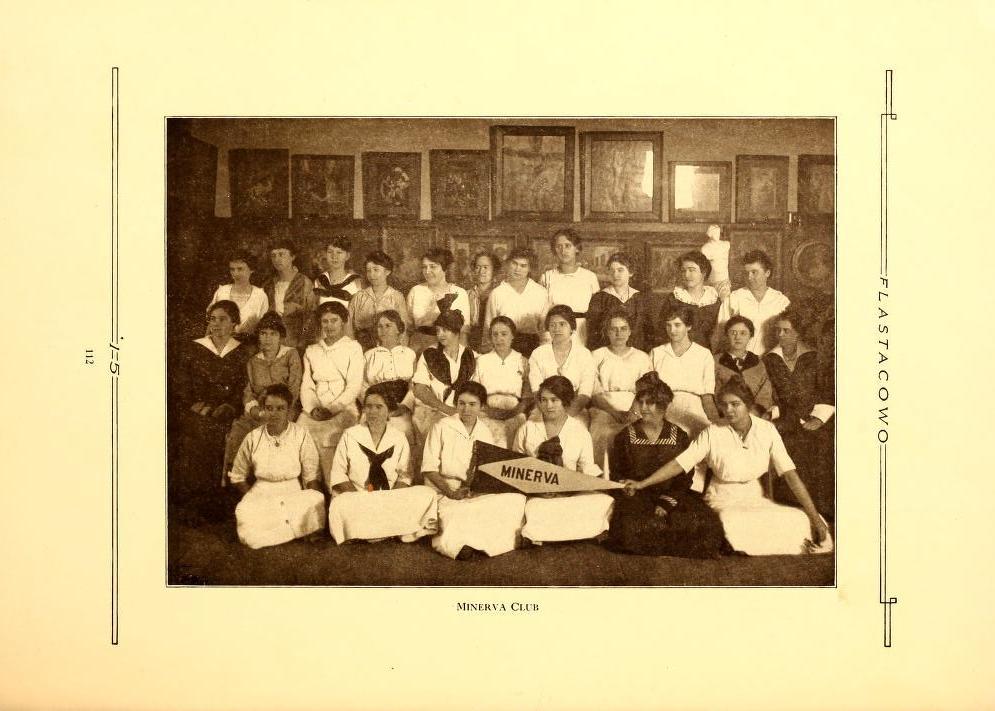 1915 Minerva Club