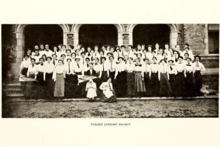 1910 Thalian Society
