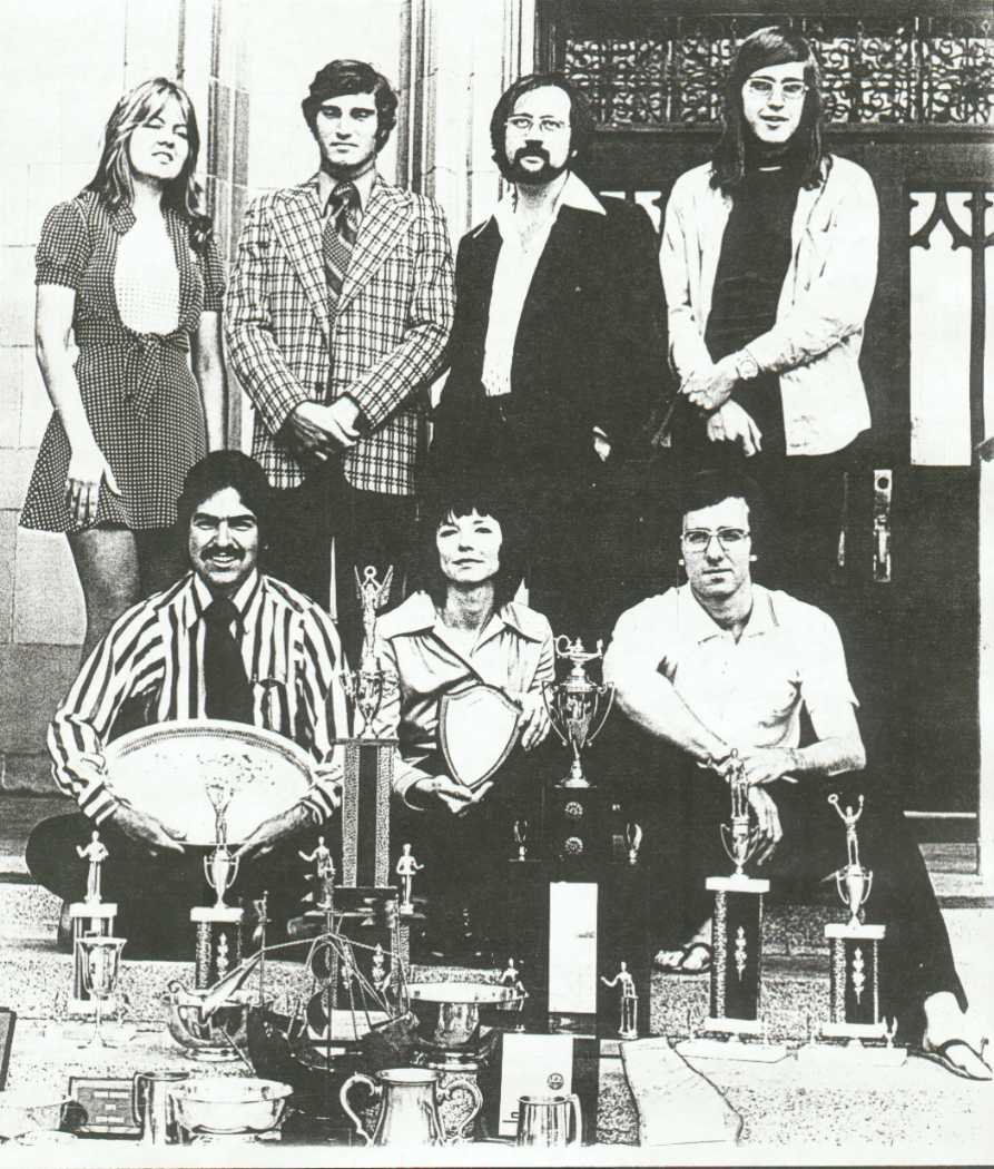 1975 Florida State Debate Team