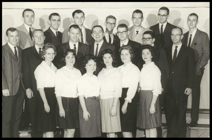 1962 - 1963 - Florida State Debate Team